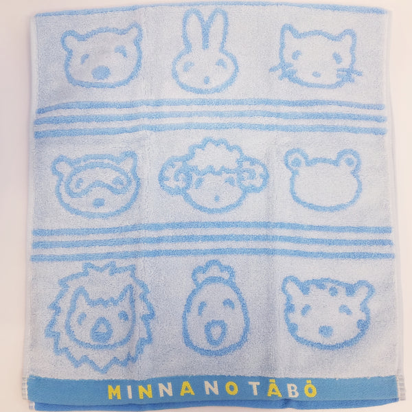 Minna No Tabo Hand Towel