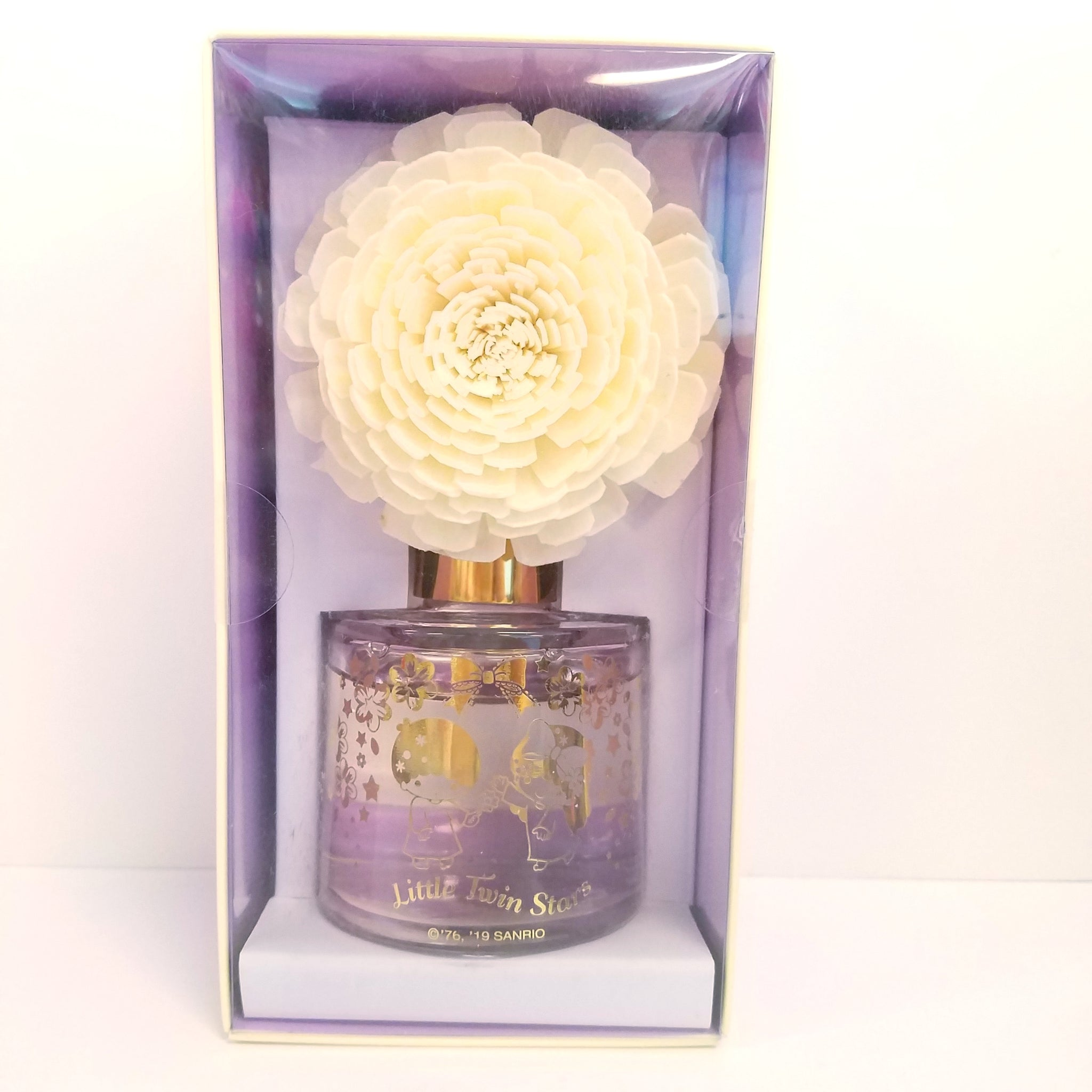 Little Twin Stars Rose Field Scented Fragrance Diffuser