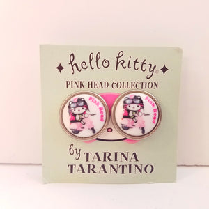 Hello Kitty and Tarina Tarantino Earrings - Scooter