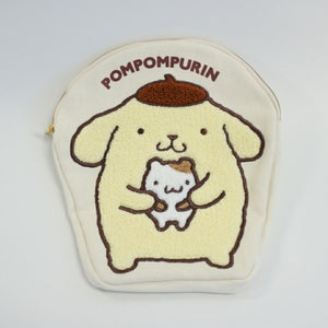 Pompompurin Embroidery Pen Pouch