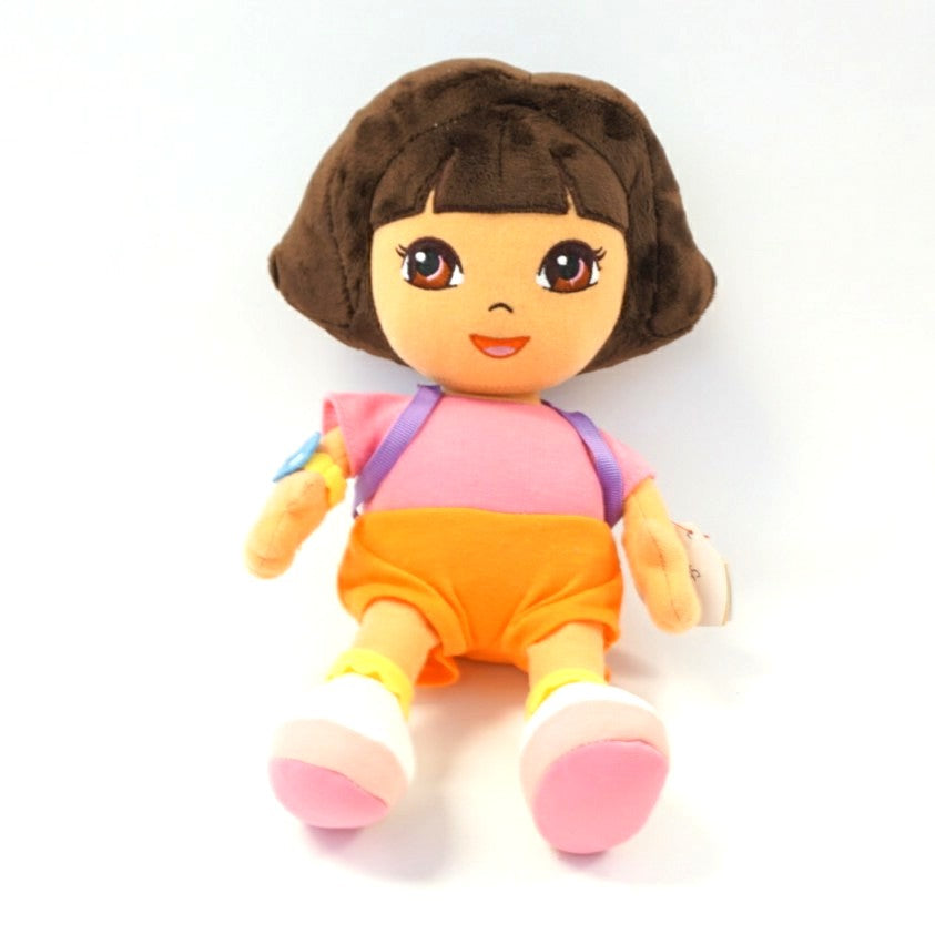 Dora the Explorer TY Plush
