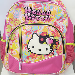 "Hello Kitty Graffiti 16"" Backpack"