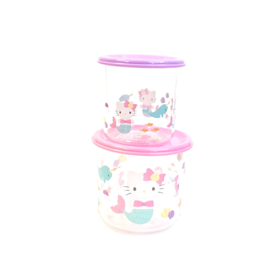 Hello Kitty Mermaid Lunch Container Set