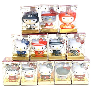 Hello Kitty x Team USA Kidrobot Mini Vinyl Series