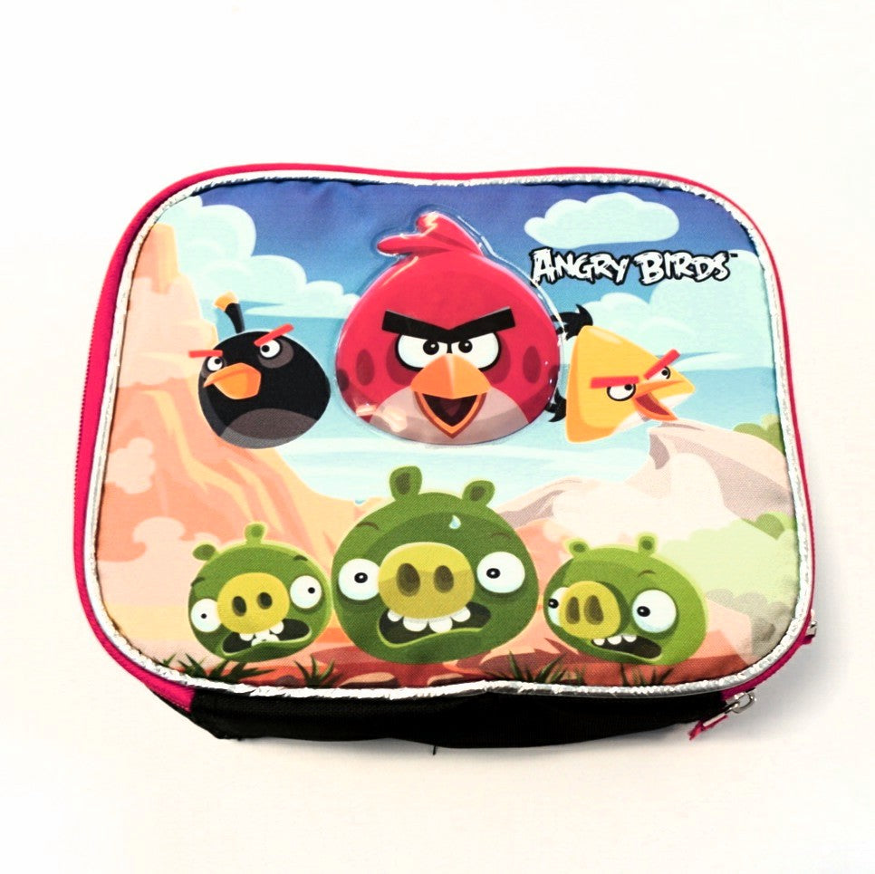 Angry Birds Lunch Box
