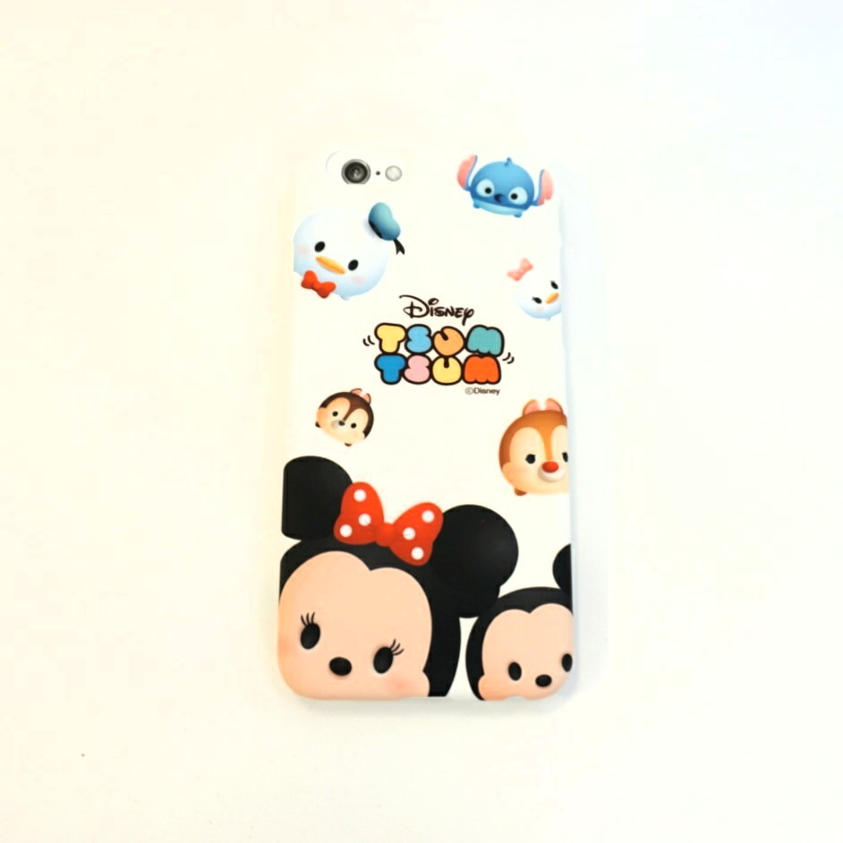 Disney Tsum Tsum iPhone 6 Case