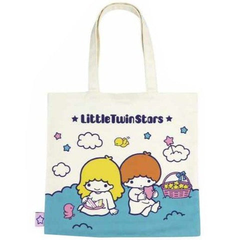 Little Twin Stars Classic Canvas Tote Bag