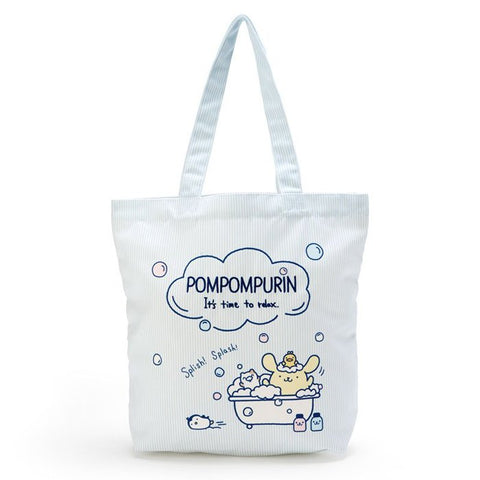 Pompompurin Bath Time Tote Bag