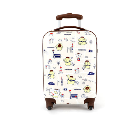 Pompompurin Travel Rolling Suitcase