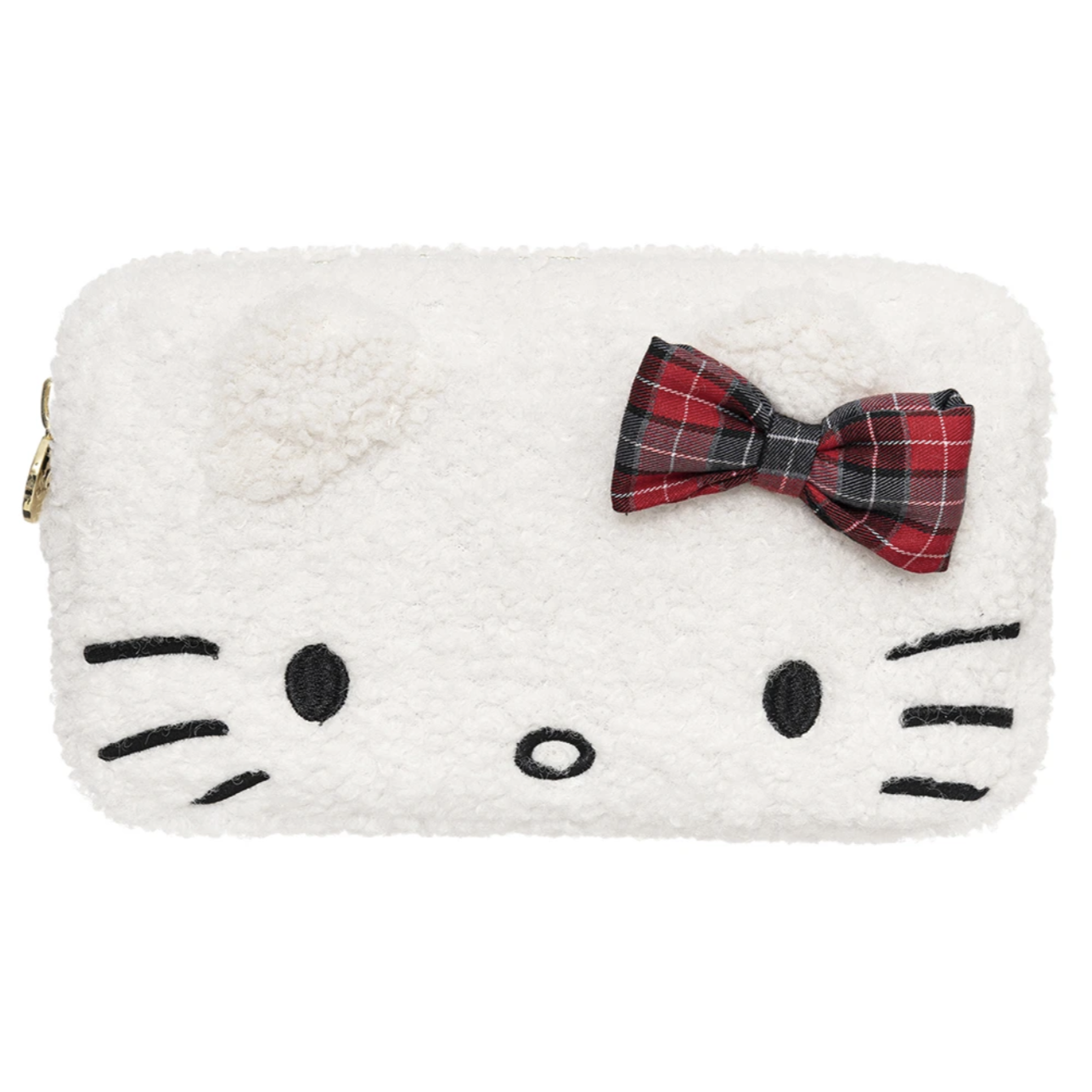 Hello Kitty x Stoney Clover Lane Holiday Cozy Small Pouch