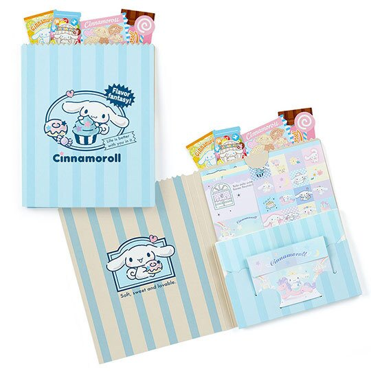 Sanrio Characters Multi Letter Set