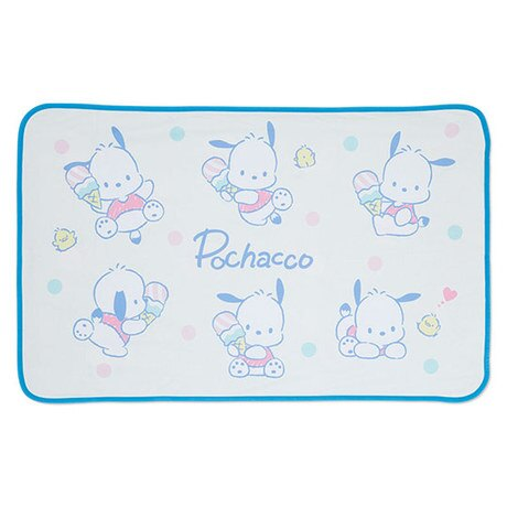 Pochacco Ice Cream Blanket