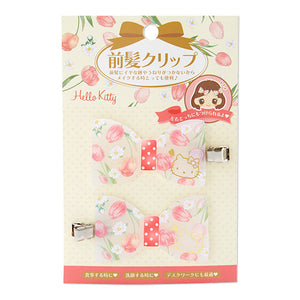 Hello Kitty Bow Bang Clips