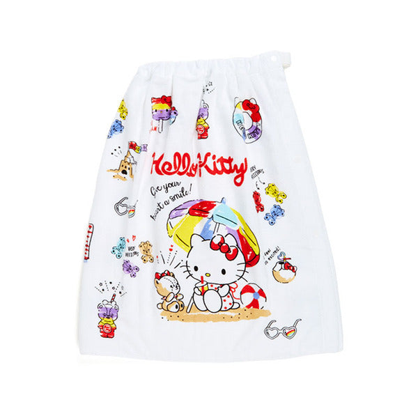Hello Kitty Wrap Towel