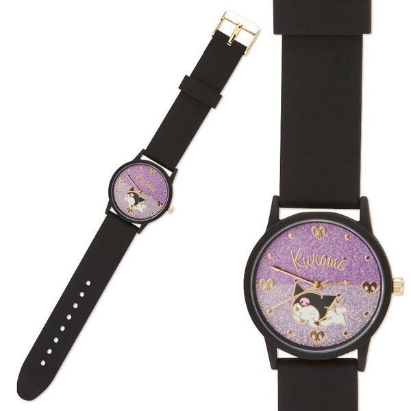 Sanrio Characters Glitter Wristwatch
