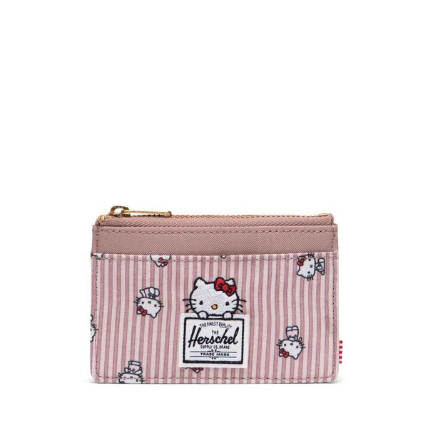 Herschel x Hello Kitty Hickory Stripe Oscar Wallet