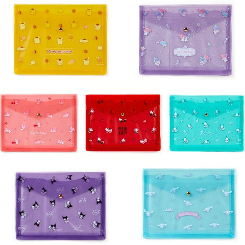 Sanrio Characters Note Envelope Case