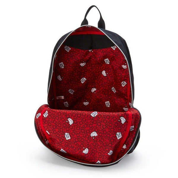 Hello Kitty Black Packable Backpack