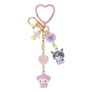 My Melody & Kuromi Baby Collection Keychain
