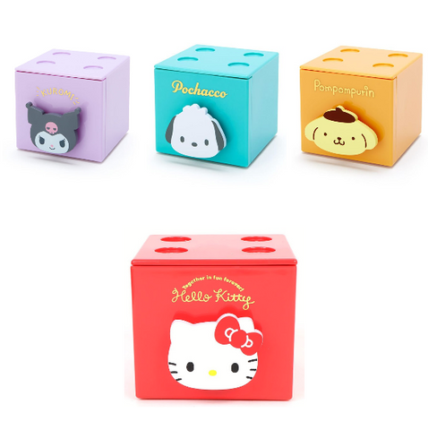 Sanrio Characters Stacking Chest