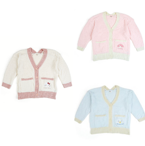 Sanrio Characters Women's Knit Cardigan