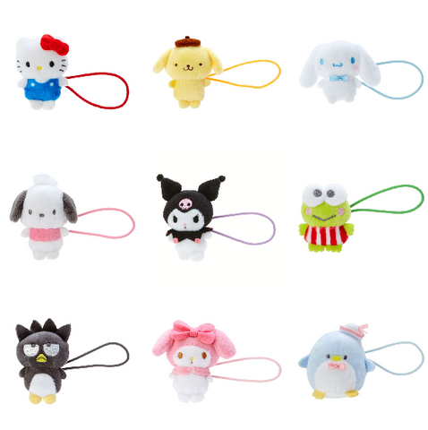 Sanrio Characters Mascot Ponytail Holder