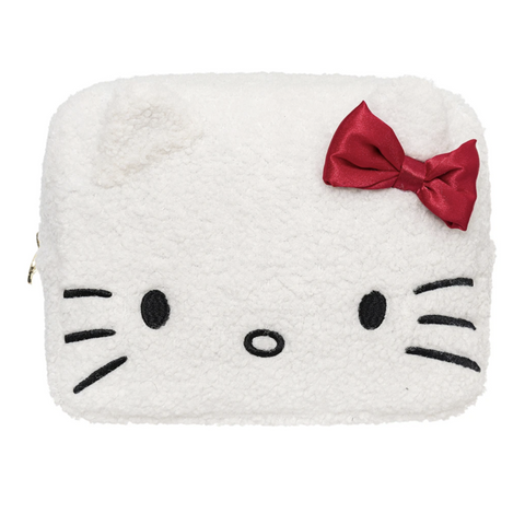 Hello Kitty x Stoney Clover Lane Holiday Cozy Large Pouch