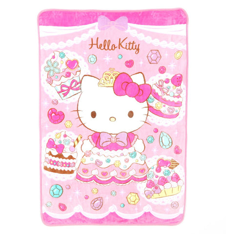 Hello Kitty Sweet Princess Blanket