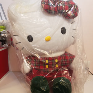 "Hello Kitty 32"" Winter Dress Large Plush"