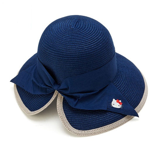 Hello Kitty Adult Navy Hat