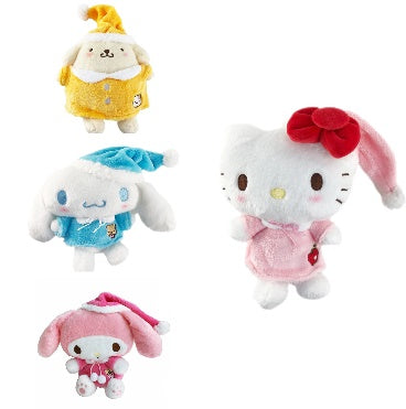 Sanrio Characters 2020 Holiday Pajama Plush