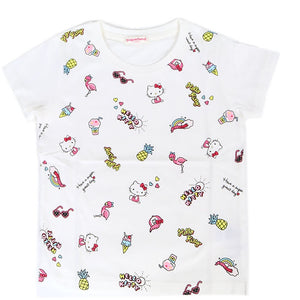 Sugarland Hello Kitty White Tee (Girls)