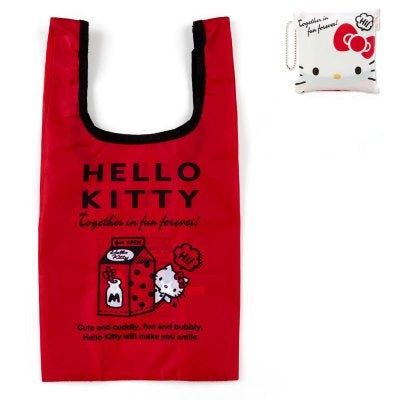 Sanrio Characters Reusable Shopping Bag