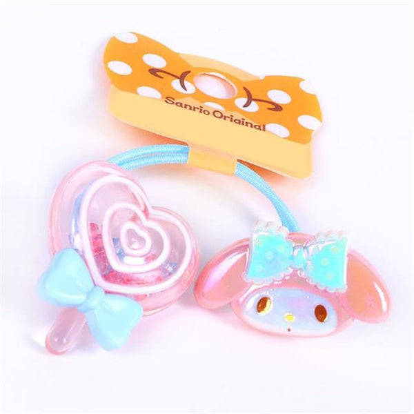 Sanrio Characters Candy Ponytail Holder