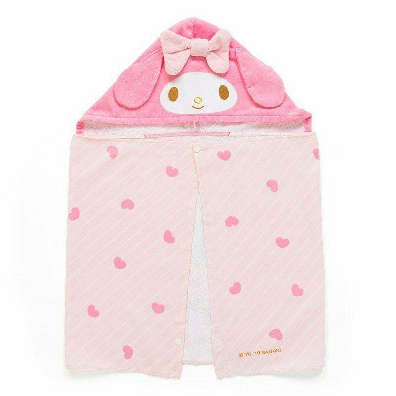 My Melody Hooded Towel