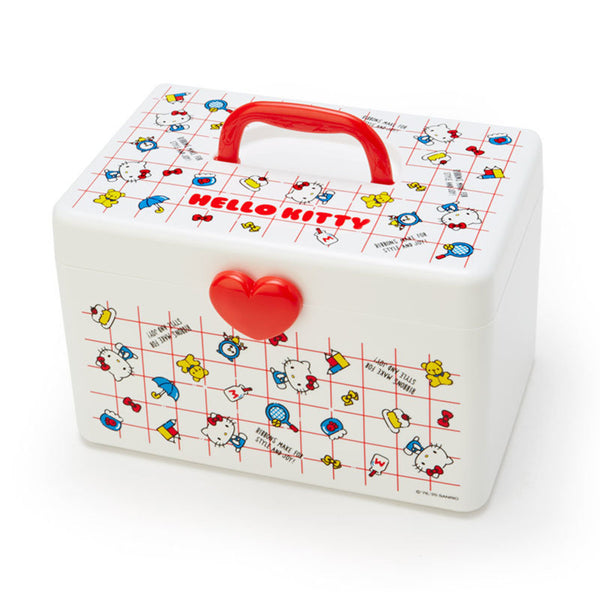 Sanrio Characters Caboodle Box
