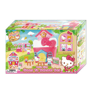 Hello Kitty Goes to School Toy Set
