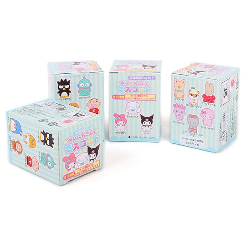 Sanrio Characters Blue Finger Puppet Blind Box