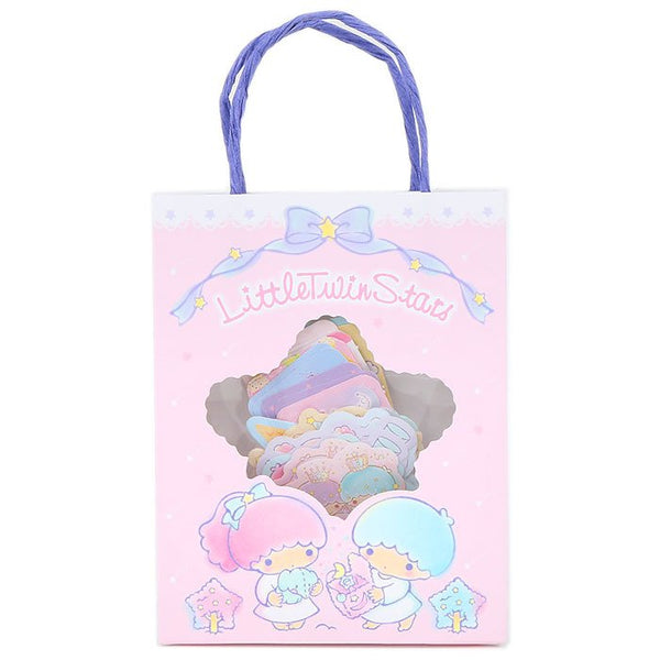 Sanrio Characters Shopping Bag Stickers