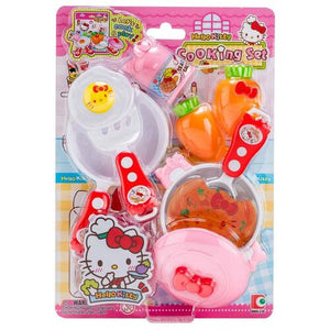 Hello Kitty Cooking Toy Set