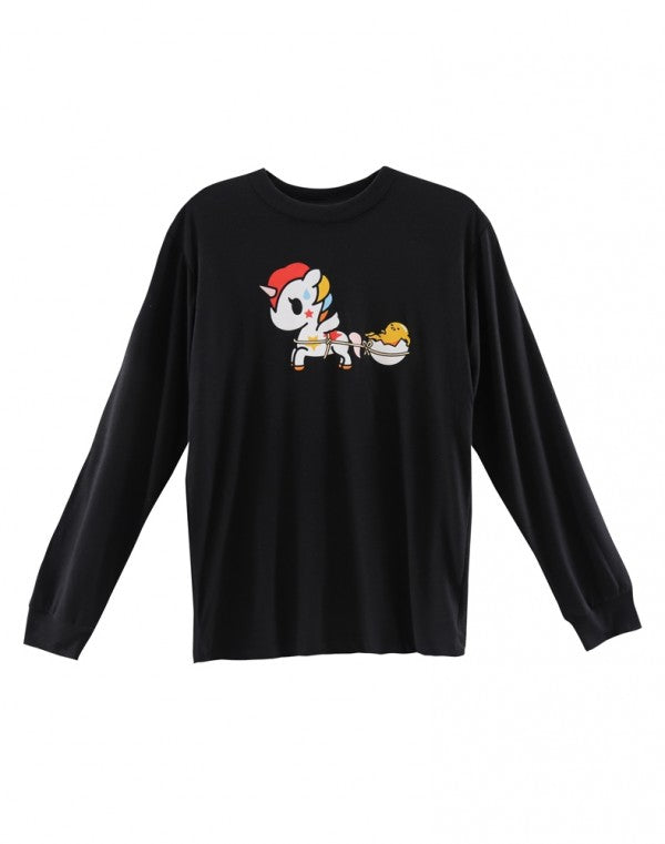 Tokidoki x Gudetama Free Ride Gudetama Long Sleeves