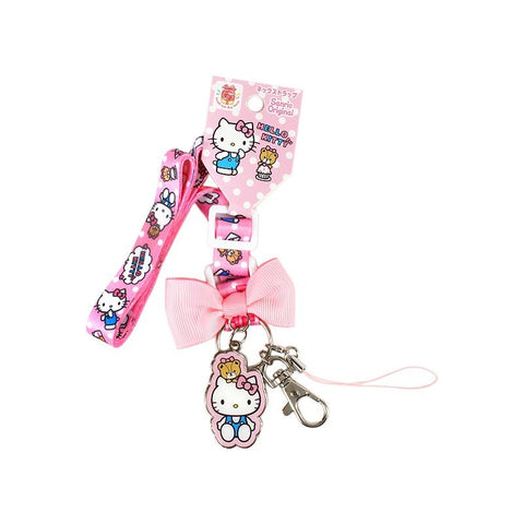 Hello Kitty Key Leash / Lanyard