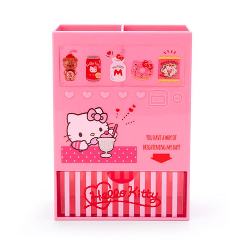 Hello Kitty Pen Stand & Chest
