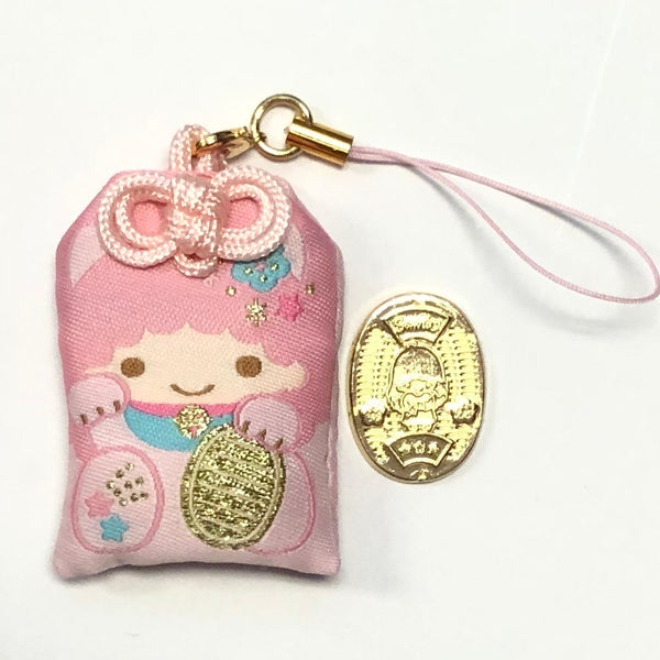 Sanrio Characters Lucky Cat Fortune Mascot Charm