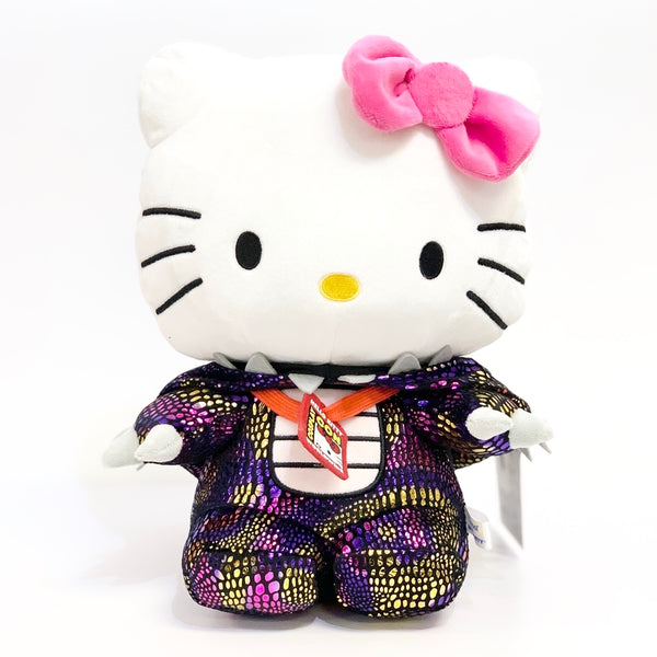 "Hello Kitty x KidRobot Kaiju Cosplay 16"" Cosmos Plush"