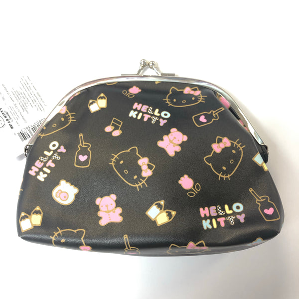 Hello Kitty Kiss Lock Purse