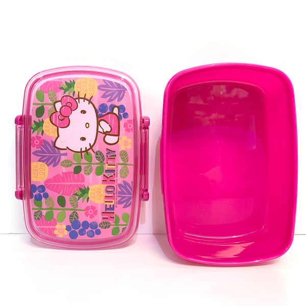 Hello Kitty Tropical Lunch Container