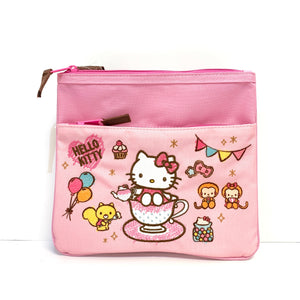 Hello Kitty Tea Party Shoulder Pouch