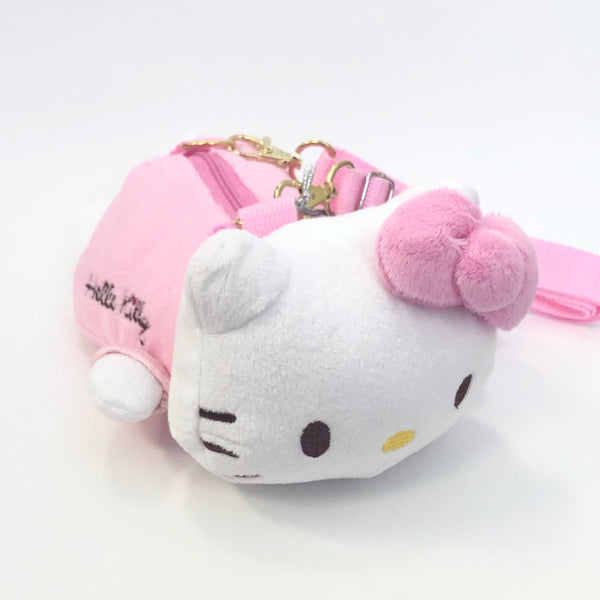 Sanrio Characters Plush Shoulder Bag