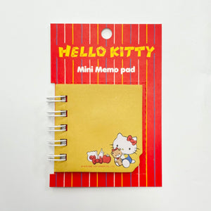 Hello Kitty Classic Mini Memo Pad